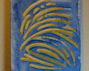 Hope Painting Fingerprint