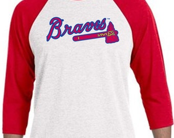 Atlanta Braves Baseball Tee