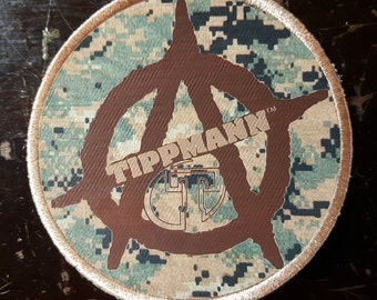 Tippmann Anarchy Tactical Patches