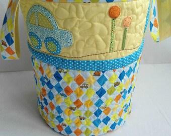 Toy bag / laundry basket