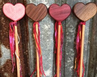 Valentine, fairy, love wands