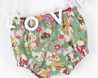 nappy pants, baby bloomers, diaper covers, knickers