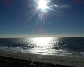 Sunrise on Myrtle Beach