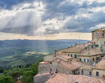 Italy, Italy photography, Tuscany, Tuscany photography, Toscana, landscape photography, wall art print, professional photo, #001
