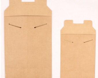 Set of 20 Envelopes // A4/A5 Envelopes // gift packaging / Retro Envelopes/Kraft Stay Flat Mailers