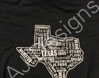 "Texas ""cloud"" Shirt!"