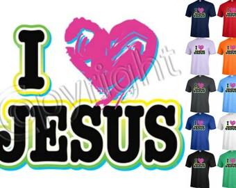Dancing jesus | Etsy