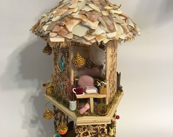Fairy  House Handmade