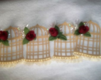 Embellished Birdcages