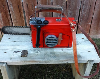 Evil Dead Chainsaw Purse