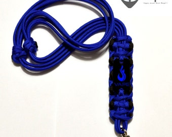 VAPE Ecig Neck Lanyard - Accessory Neck Lanyard VAPING NECKLACE - Dog Tag Logo - Color Options - eCIGARETTE Vape pen Necklace eJUICE hOLDER