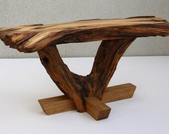 Olive wood altar