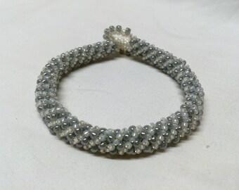 Silver Russian Spiral Bracelet