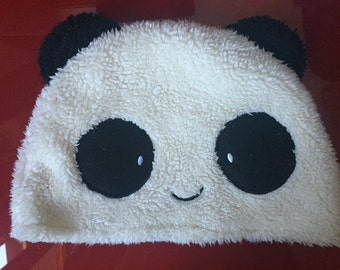 Kawaii Soft Panda Hat- One Size