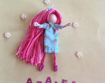 Alphabet Dolls - A Azalea