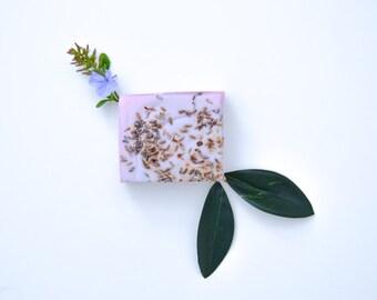 Lavender Soap - Vegan Soap, Organic Soap, All Natural Soap, Cruelty Free Soap, Handmade Soap, Vegetarian Soap, Natural Soap, Bath and Beauty