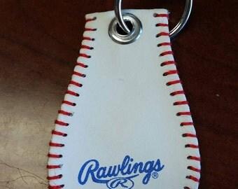 Baseball Keychain