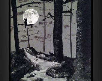 Night Woods