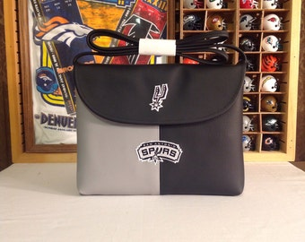 San Antonio Spurs Cross Body Purse