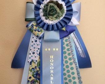 Honorable Mention Rosette
