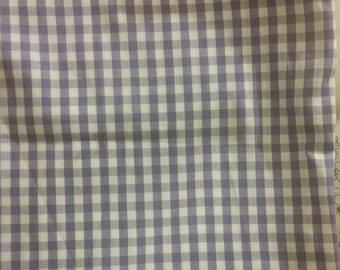 plaid purple pillowcase