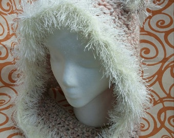 Youth Hooded Cowl