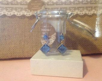 earrings crystal earrings prom jewelry drop earrings vintage style earrings victorian style  jewelry