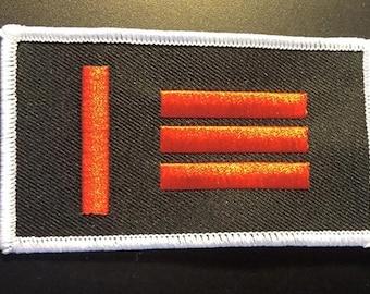 M/s Pride Flag - patch