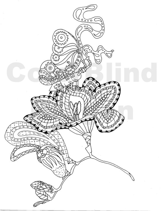 steampunk gears coloring pages - steampunk gears coloring coloring pages