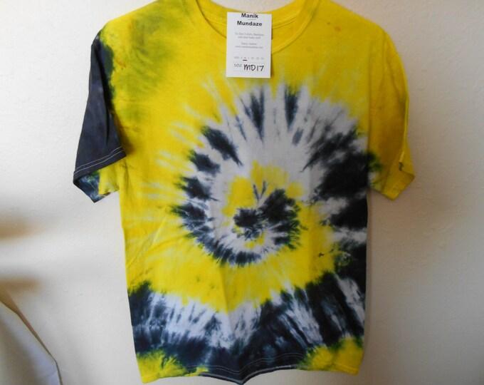 CLEARANCE 100% cotton Tie dye T-shirt MMMD17 SIZE MEDIUM