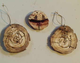 Pardo: the wooden Christmas ornaments