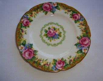 Paragon TAPESTRY ROSE Bread and Butter Plates