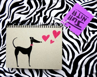 Notebook · In love with Galguito