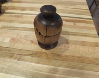 Small Jewelry Box- Wood