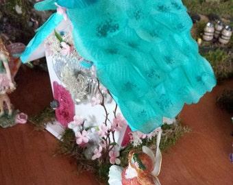Rose Petal Fairy Cottage