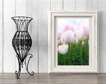 Dreamy Tulips Print