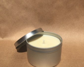8oz Clean Cotton Soy Candle