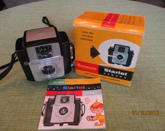 Vintage Brownie Kodak Starlet Camera