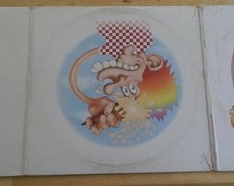 The Grateful Dead - Europe '72 - 3WX 2668 - 1972 (1973 Reissue) - 125 gram - VG+