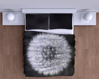 Dandelion Duvet Cover - Super Soft Duvet