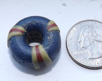SUPER RARE ANCIENT Dutch bead (1600) - African Trade Beads
