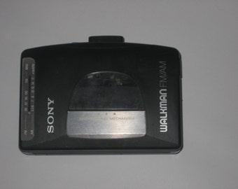 Sony Walkman Fully Working AM/FM Cassette