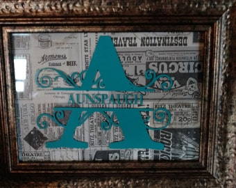 Monogram Frame *ON SALE!*