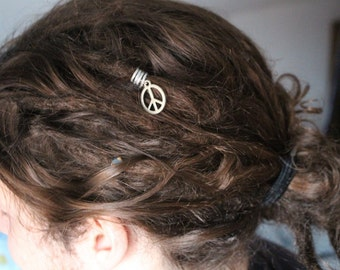 Dread - and hair jewelry peace