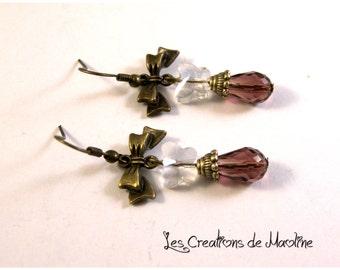 Earrings Macindeor * creators jewelry *.