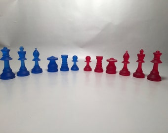 Chess Set (Pieces Only)