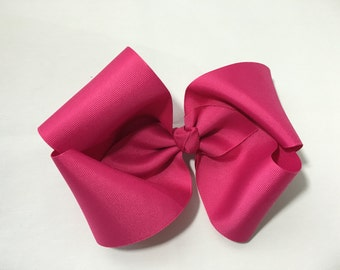 Shocking Pink Southern Big Bow