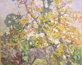 Original Painting - Impressionist - Unidentifiable Artist