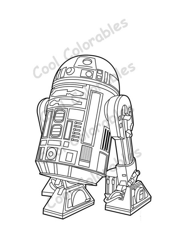 Star Wars Coloring Pages Adult Coloring Pages