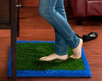 Serenity Rug: Revolutionary Foot Rest